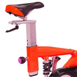 Cycling bike seat