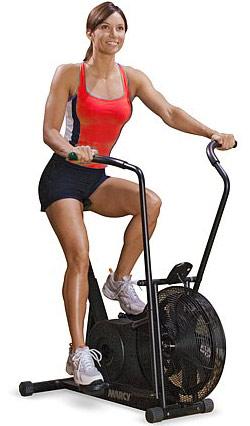 upright exerciser