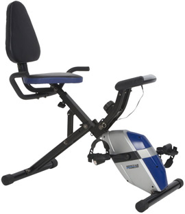 ProGear 190 Indoor Bicycle with Heart Pulse Sensors